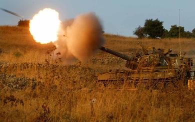 Bắn hạ thành công tên lửa Hamas, Israel kéo máy bay, xe tăng nã hỏa lực dằn mặt Palestine