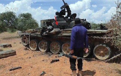 Nga rút quân, nếu khủng bố phục thù quyết liệt, QĐ Syria nguy to?