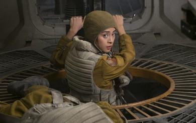 """Vai diễn của Ngô Thanh Vân trong Star Wars: Sự thật có hơn Lý Nhã Kỳ ở """"Shanghai""""?"""