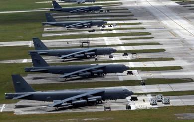 B-52 Mỹ đã nhầm: Hãy chờ xem, ai sẽ là đối thủ chủ yếu của chúng mày!