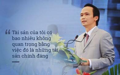 """""""Cú lao dốc"""" gần 3.250 tỷ đồng của đại gia Trịnh Văn Quyết"""
