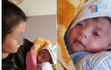 Bé gái 20 ngày tuổi bị bỏ rơi trước cửa trường mầm non giữa trời rét buốt