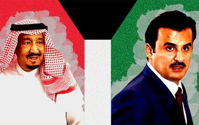 Khủng hoảng ngoại giao Qatar: Vì sao Quốc vương Kuwait nắm cơ hội lớn nhất của vùng Vịnh?