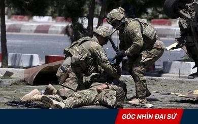 Quyết định tăng binh đến Afghanistan của tổng thống Trump: Mỹ sa lầy và bi quan