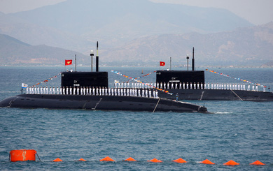 Vì sao hải quân các nước ASEAN phải nhìn hạm đội tàu ngầm Việt Nam bằng con mắt ngưỡng mộ?
