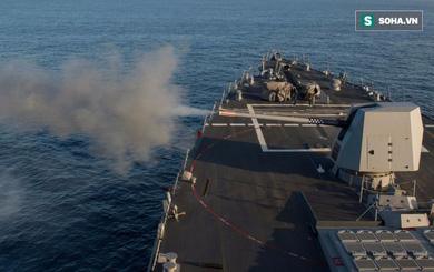 Chính quyền Trump lần đầu tuần tra biển Đông: Thời điểm hoàn hảo, 1 mũi tên trúng 2 đích