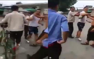 Nam thanh niên trộm tiền ở Bệnh viện Bạch Mai bị truy đuổi bắt tại trận