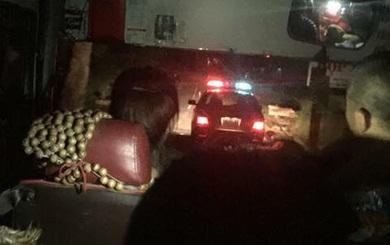 Đại úy CSGT kể chuyện dẫn đường cho xe khách hỏng đèn trong đêm tối