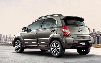 Cận cảnh chiếc xe giá rẻ kỷ lục của Toyota, chỉ 240 triệu đồng