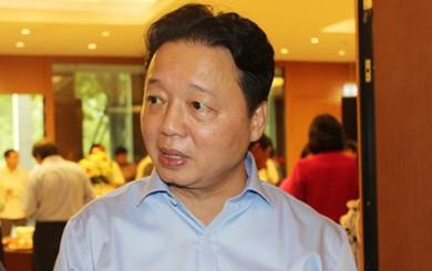 """Bộ trưởng Trần Hồng Hà sẽ yêu cầu Thứ trưởng trả lời rõ thông tin """"gom"""" đất ở Ba Vì"""
