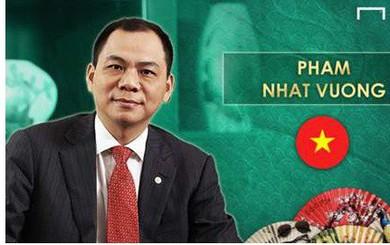 Tỷ phú Việt Nam lọt top đại gia bóng đá giàu nhất châu Á, sánh ngang ông chủ của Man City