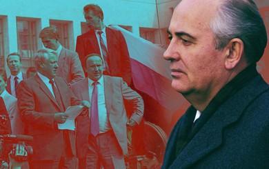"""""""Đòn hiểm"""" của Gorbachev làm nền kinh tế Liên Xô gục ngã"""