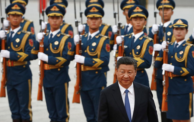 Ông Tập thành lãnh tụ, tàu ngầm TQ phất cờ trên biển và điều Bắc Kinh không còn che giấu