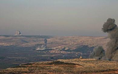 KQ Thổ Nhĩ Kỳ oanh kích ồ ạt Afrin, Syria: Quân Nga vội vàng rút lui