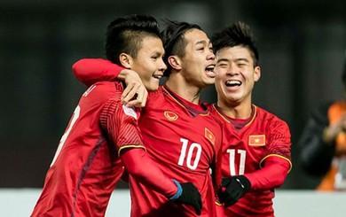 Số áo U23 Việt Nam dự U23 Châu Á: Bất ngờ người kế thừa Công Phượng