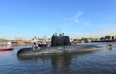 48h chạy đua với tử thần: Cách duy nhất để tìm thấy tàu ngầm Argentina mất tích
