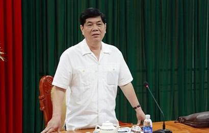 Cách hết các chức vụ trong Đảng của nguyên Phó Ban chỉ đạo Tây Nam Bộ Nguyễn Phong Quang