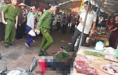 Vụ cô gái bán đậu bị bắn tử vong giữa chợ: Trên người kẻ gây án có 3 khẩu súng