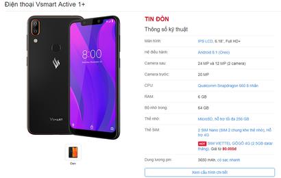 """Chiếc điện thoại Vsmart """"sang chảnh"""" nhất sẽ như thế nào, giá bao nhiêu?"""