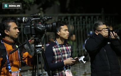 """Phóng viên Malaysia: """"Ngán gì thời tiết Hà Nội, chúng tôi sẽ thắng Việt Nam"""""""