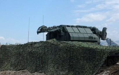 Hệ thống tên lửa phòng không Tor M2 của Nga lần đầu lộ diện tại Syria