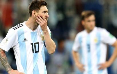 """Croatia cất trụ cột, """"nhả"""" cho Iceland và dồn Argentina vào cửa tử?"""