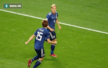 """Hai lần dính đòn đau, Nhật Bản vẫn làm """"sầu lòng"""" đối thủ nhờ tinh túy của Samurai"""
