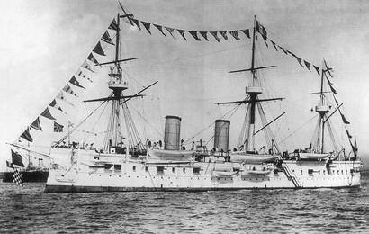 Kết cục bi thảm của chiến hạm Nga mang theo 200 tấn vàng: Tàu Nhật nã pháo truy đuổi