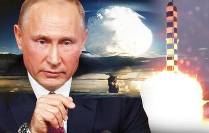 """Top 6 vũ khí """"bất khả chiến bại"""" mới nhất của Nga sắp gieo rắc nỗi khiếp đảm cho đối thủ"""