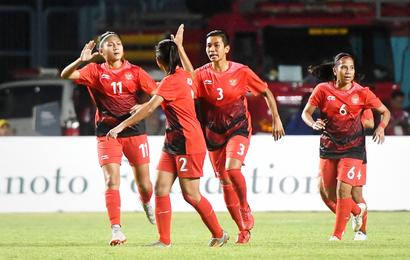 Thua sốc 0-12 trước Hàn Quốc, chủ nhà Indonesia gần như chắc chắn bị loại từ vòng bảng