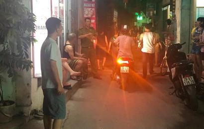 Bỏ chạy vào ngõ cụt, nam thanh niên bị kẻ bịt mặt đâm tử vong tại Mỹ Đình - Hà Nội