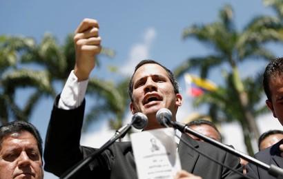 """NÓNG: Caracas chấn động, ông Trump thừa nhận và """"ủng hộ mạnh mẽ"""" Tổng thống lâm thời mới của Venezuela"""