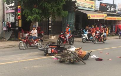 Sau va chạm giao thông, nam thanh niên bị đánh trọng thương