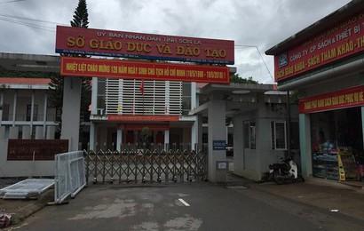Vụ gian lận điểm thi Sơn La: Cựu trung tá công an đã mở khóa phòng để sửa điểm bài thi