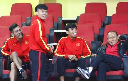 Chốt danh sách U23 Việt Nam: Tiến Linh chia tay, sao trẻ HAGL bị loại đáng tiếc