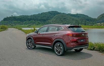 Tăng giá 50 triệu đồng so với bản cũ, Hyundai Tucson 2019 có gì?