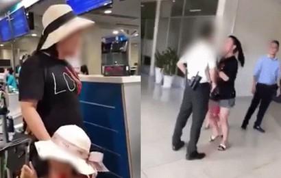 Nữ hành khách chửi mắng nhân viên Vietnam Airlines bị phạt 200.000 đồng