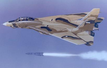 """F-14 Iran bắn tan xác tiêm kích tàng hình F-22: Kịch bản khiến KQ Mỹ """"sốc toàn tập""""?"""