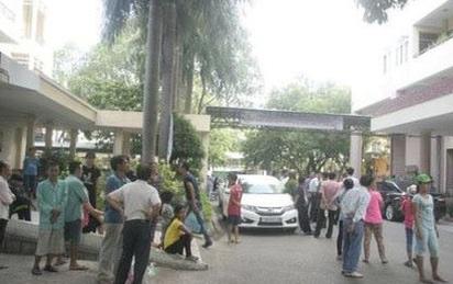 Nhiều du khách TQ không đóng tiền, gây ồn ào trong bệnh viện