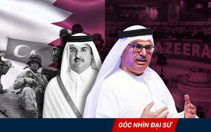 Đẩy Qatar vào chân tường bằng 13 đòi hỏi, vùng Vịnh có thể phải đối đầu với một liên minh mới
