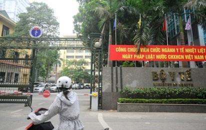 Sau khi bị hoãn, dự kiến ngày 21/9 Thanh tra CP sẽ công bố quyết định thanh tra Bộ Y tế