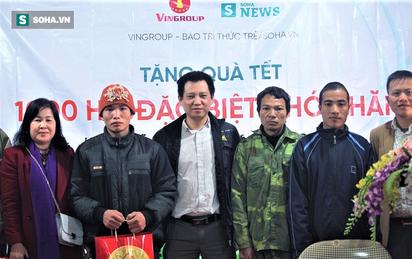 Hai ngày đặc biệt của 1000 hộ nghèo ở Thái Nguyên