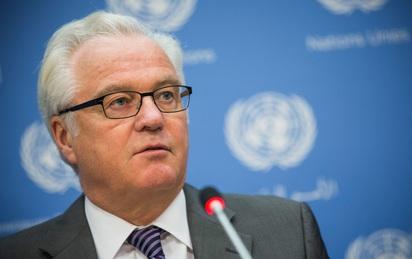 [NÓNG] - Đại sứ Nga tại Liên Hợp Quốc đột tử ở New York