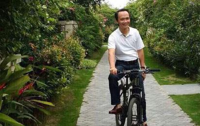 Hành động này khiến tỷ phú đô la Trịnh Văn Quyết nhớ lại thời khốn khó gần 30 năm trước của mình