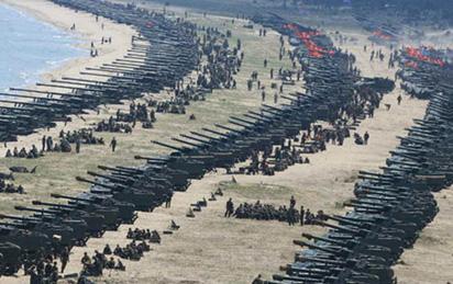 """Bất chấp Mỹ """"làm căng"""", Triều Tiên thề không bao giờ ngừng thử hạt nhân"""