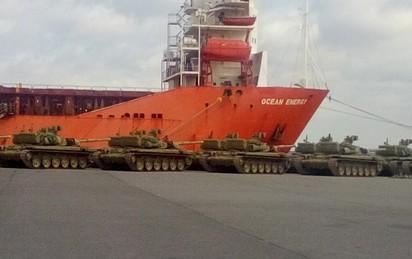 Chuyên gia Nga đích thân sang Việt Nam huấn luyện kíp xe tăng T-90S mới nhận?