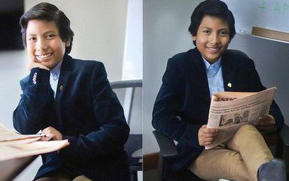 Mới 13 tuổi, cậu bé này đã sở hữu Ngân hàng Học sinh với hơn 2000 khách, hợp tác với các công ty lớn nhất quốc gia