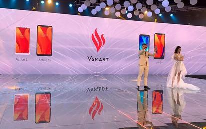 Giá chính thức của điện thoại VSmart: Chỉ từ 2.490.000 đồng!