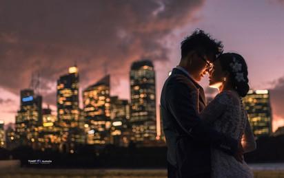 """Bộ ảnh cưới ở 6 quốc gia cùng hành trình """"liều và điên"""" của cặp đôi Hà Nội"""