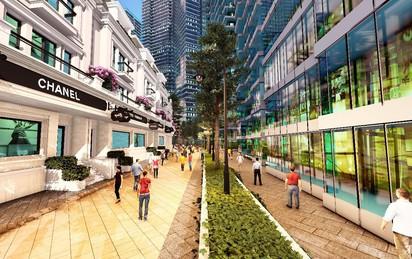 Vì sao nhà đầu tư chuộng nhà phố thương mại Sunshine City?